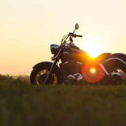 Cure palliative: a Milano San Martino viaggia in Harley Davidson